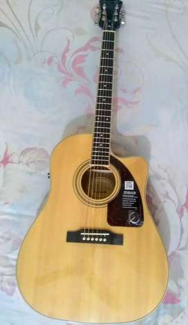 Epiphone, Acoustic-Electric Guitar AJ-220SCE -Natural