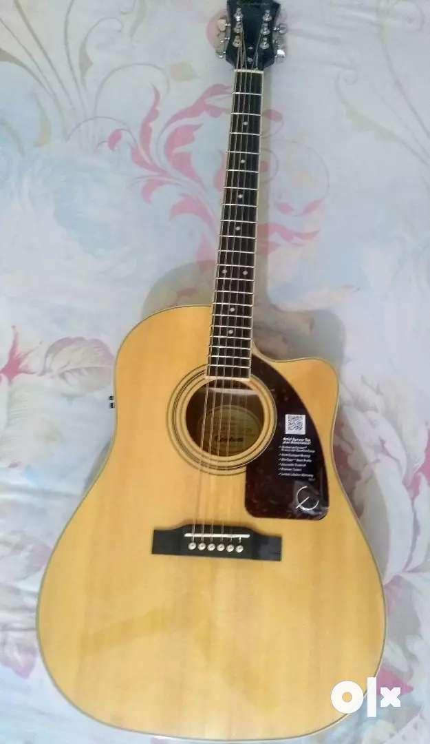 Epiphone, Acoustic-Electric Guitar AJ-220SCE -Natural