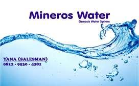 Air minu RO ( mineross water)
