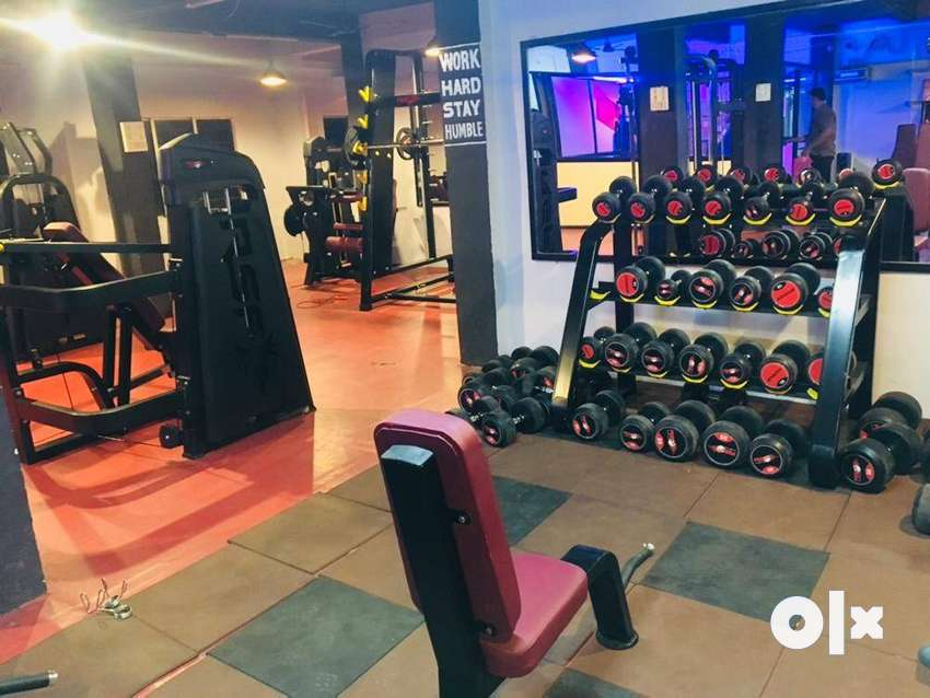 LUXURY GYM SETUP IN BUDGET WITH EXCHANGE OFFER AFTER 2 YEARS 0