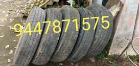 Mahindra Jeep tyres   6-00-16 for sale.  Plse call