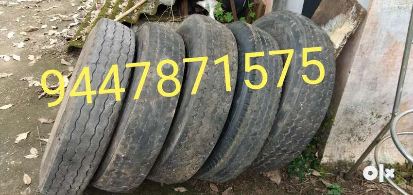 Mahindra Jeep tyres   6-00-16 for sale.  Plse call 0