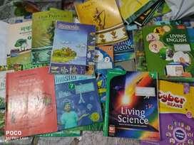 7th standard books