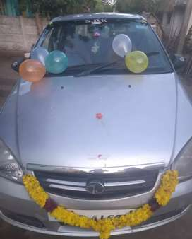 Tata indica with very good condition