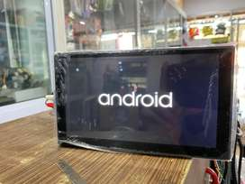 """Head unit android 7"""" full glass HD ram1/16gb (android os 10)"""