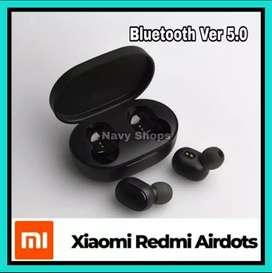 headset bluetooth xiaomi REDMI AIRDOTS new segel