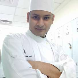 Indian cook