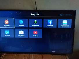 32 inch new box pack android led tv