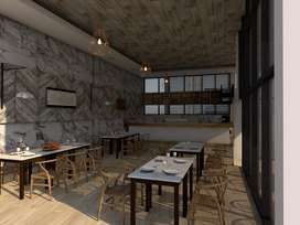 Restoran Luxury Design