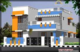 3 BHK Luxurious villas for sale at Kanuvai road.