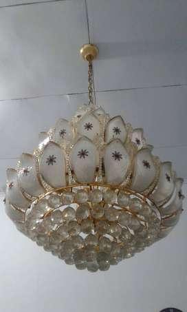 lampu hias kristal