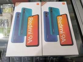 Xiaomi Redmi 9A 3/32 Baru Resmi Kredit Tukar Tambah [BURSA PONSEL]