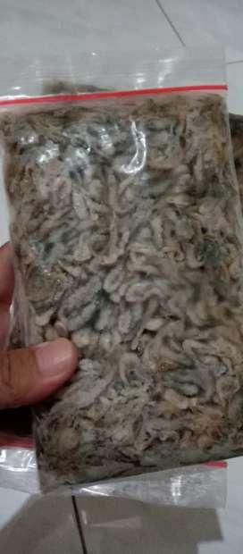 Udang beku 200gr pakan ikan predator channa arwana oscar louhan murah