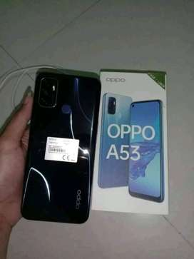 10 on 10 oppo a53 completely saman warranty exchange any good cell