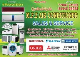 MFZ Ac Sales and service