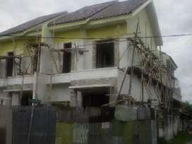 Renovasi rumah dan kantor toko