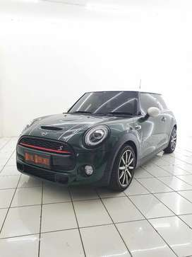 Mini cooper S JCW package 2018