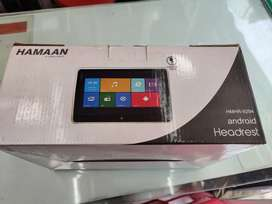 New brand HAMAAN Android carseat headrest