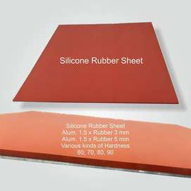 Silicon Rubber Sheet   Hot Stamping