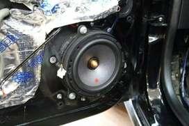 pasang audio video entertainment mobil - head unit doubledin kamera