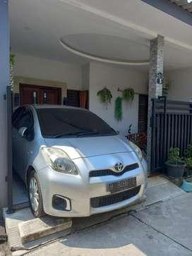 Toyota Yaris 2012 Bensin