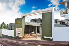 Near Railway station 4BHK villa for sale with 5.20cent Land