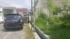 Di jual tanah  (SHM) milik sendiri di Pedurungan Kota Semarang
