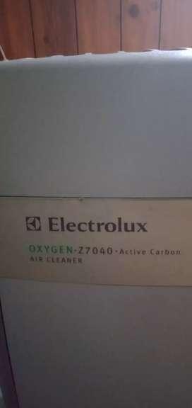 Di jual air pulfier mrek electrolux oxygen z7040