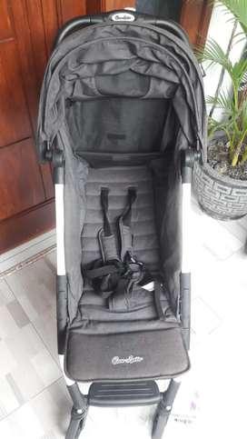 Stroller second jarang pakai