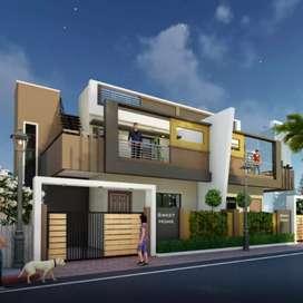 3bhk individual duplex for rent