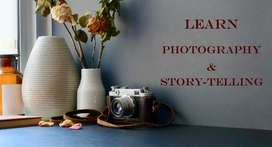 Learn Photography & Story-Telling