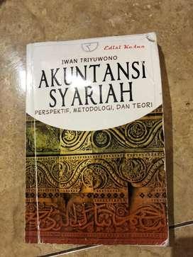 Akuntansi syariah by iwan triyuwono