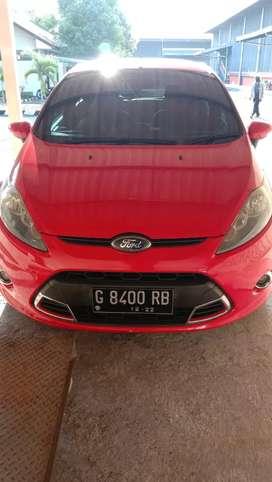 Ford Fiesta 1.6L A/T - S 2012 MERAH Menyala Plat Jawa Tengah