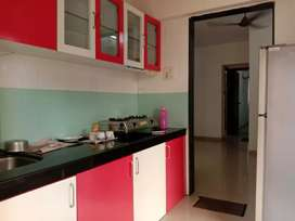 Available 2 BHK flat with modular kitchen Sector 20 ulwe