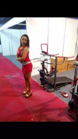 Treadmill manual tl-04
