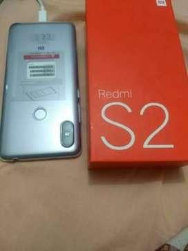 Xiaomi S2 3/32 Mulus 99%