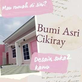 Rumah Minimalis Modern Murah dekat SIT Adzkia 1 Sukabumi