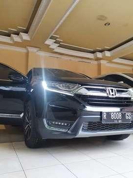 Honda crv turbo 2018