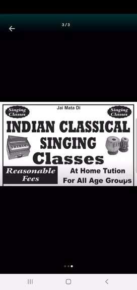 Music classes @ Saraswatilok Madavpuram..