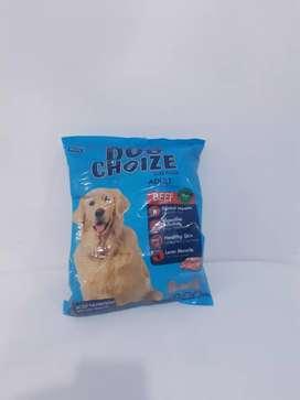 Makanan Anjing Dog Choize