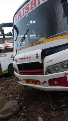 Ashok Leyland Bus, 40 seater 2 * 2. Set of 2