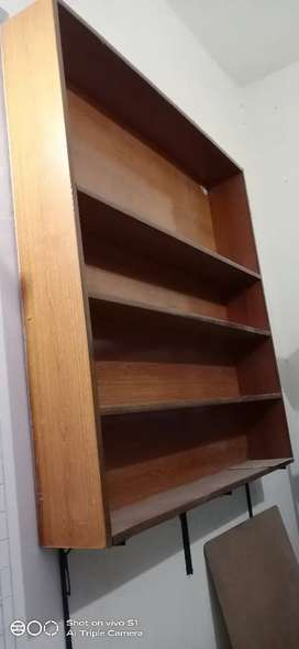 Cupboard / racks for super store only few month used