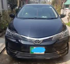 Corolla XLI Converted GLI + Face Lift