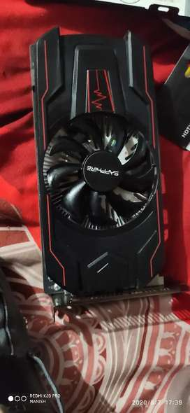 Gaming graphic card rc 560 fully working