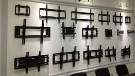 All type of TV wall mount brackets sales &