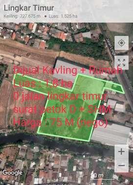 kav+rmh O jln Lingkar Timur