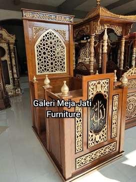Mimbar masjid Ready stock E208 talk