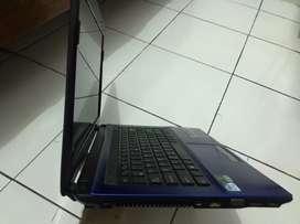 Laptop core duo mulus