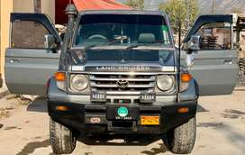 RKR- 1PZ rare Jeep for OFFROAD. Exchange possible