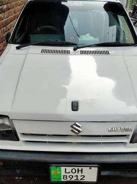 suzuki Khyber urgently sale please contact serious person